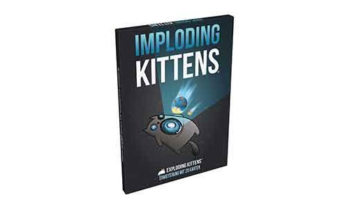 IMPLODING KITTENS // Jetzt lieferbar