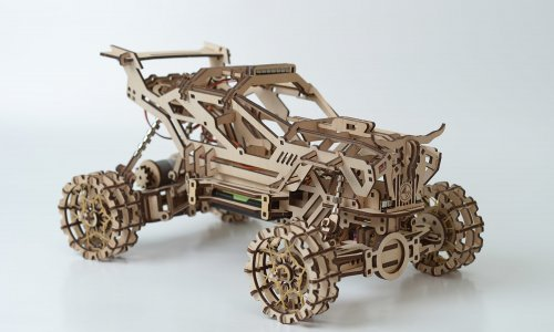 KICKSTARTER // Woodcraft Marvels