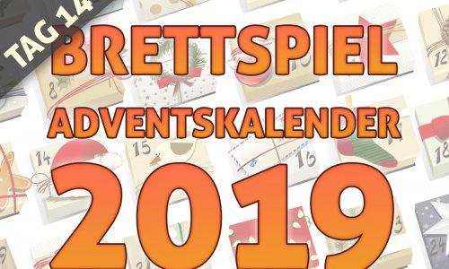 BRETTSPIEL-ADVENTSKALENDER //  TAG 14