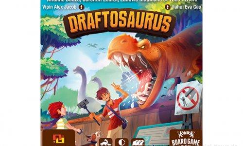 DRAFTOSAURUS // Fast ausverkauft