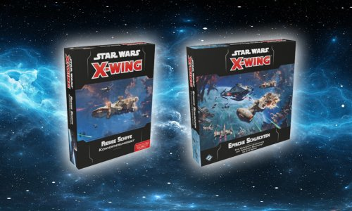 STAR WARS: X-WING // Riesige Schiffe & Epische Schlachten bald verfügbar