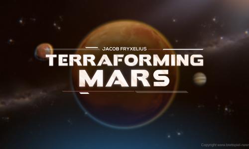 TERRAFORMING MARS // Handy + Tablet Version veröffentlicht