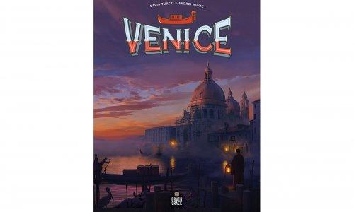 SPIELESCHMIEDE // Venedig gestartet