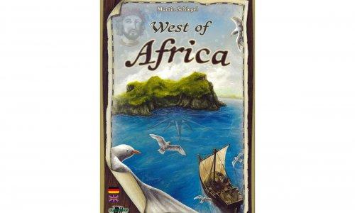 WEST OF AFRICA // für nur 9,90 € zu kaufen