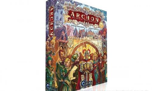 ARCHON // Deutsche Version verfügbar