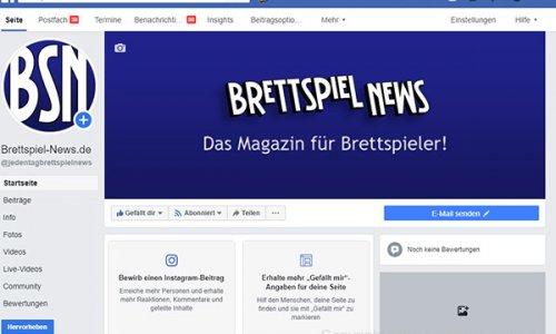 IN EIGENER SACHE // Facebook Seite wieder aktiviert