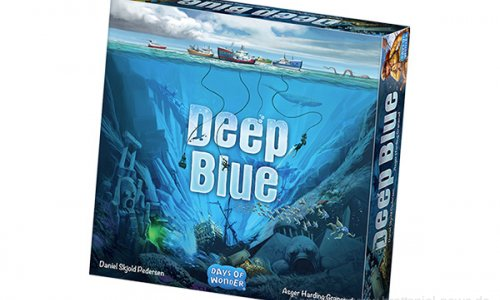 DEEP BLUE // Ab Ende August zu kaufen?