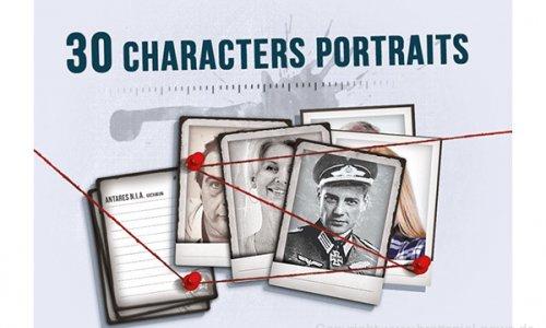 DETECTIVE // Portrait Erweiterungen vorbestellbar