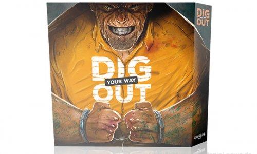 KICKSTARTER // Dig Your Way Out auch in deutscher Sprache