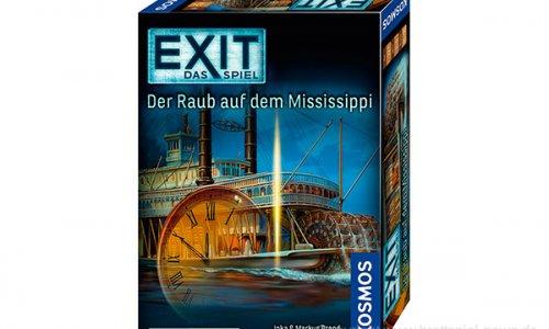 EXIT // Der Raub auf dem Mississippi