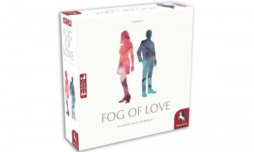 FOG OF LOVE // Erscheint bei Pegasus Spiele