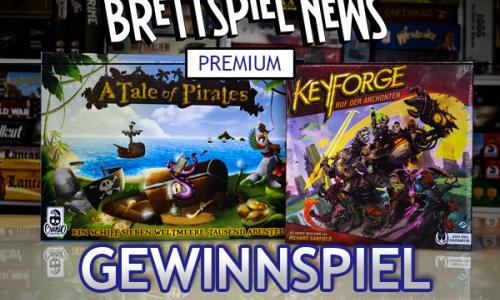 GEWINNSPIEL // Endet am 1.5. - Premium Verlosung