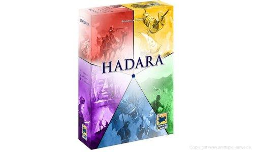 HADARA // 2. Auflage erscheint überarbeitet im Herbst