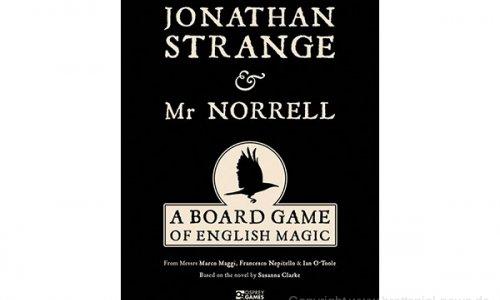 JONATHA STRANGE & MR NORREL // Spiel ist nun verfügbar