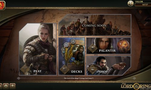 THE LORD OF THE RINGS: ADVENTURE CARD GAME // Erscheint im August 2019