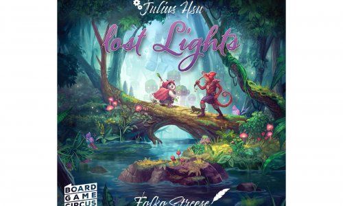 LOST LIGHT // Erscheint 2020 bei Board Game Circus