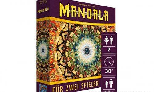 MANDALA // Neuheit von Lookout Spiele