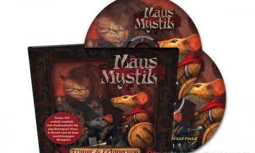 MAUS UND MYSTIK // Kostenloser CD-Download
