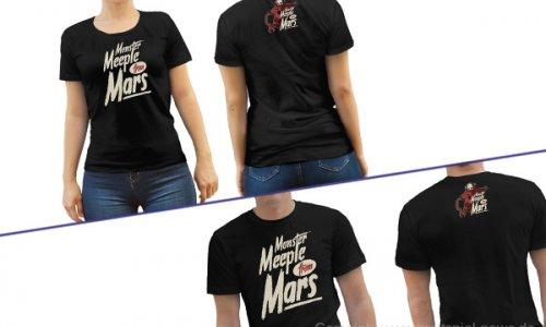 SPIELESCHMIEDE // Monster Meeple Shirts