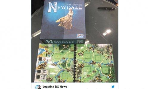 NEWDALE // Alexander Pfister Neuheit kommt 2019
