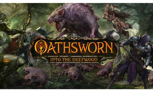 KICKSTARTER // OATHSWORN: Into the Deepwood