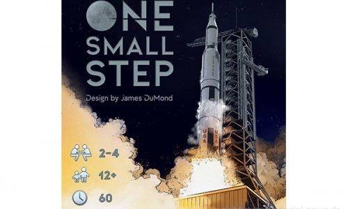 SPIELESCHMIEDE // One Small Step gestartet