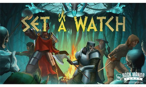 SET A WATCH // Das Spiel ist nun verfügbar zum kaufen