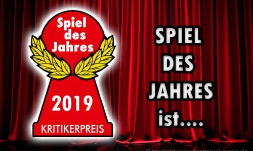SPIEL DES JAHRES 2019 // Just One