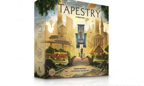 TAPESTRY // Erscheint 2020 bei Feuerland Spiele