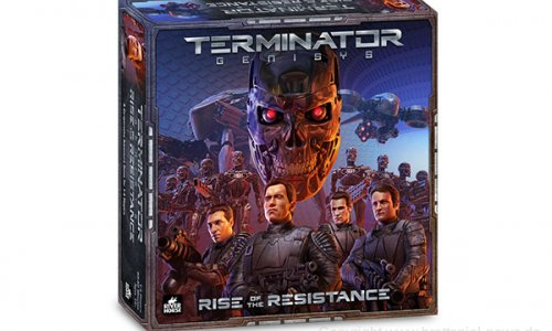 TERMINATOR GENISYS: RISE OF THE RESISTANCE // Spieleschmiede