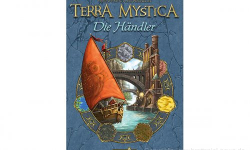 TERRA MYSTICA // Die Händler Erweiterung