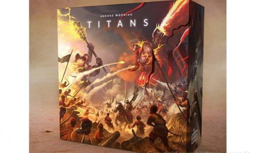 KICKSTARTER // Titans startet Ende 2019