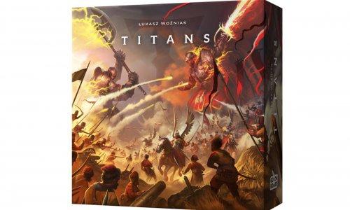 KICKSTARTER // TITANS startet im November
