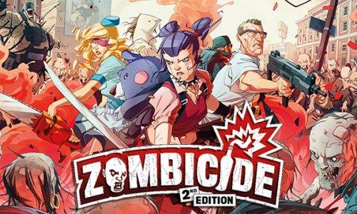 ZOMBICIDE // 2. Edition laut CMON bald auf Kickstarter