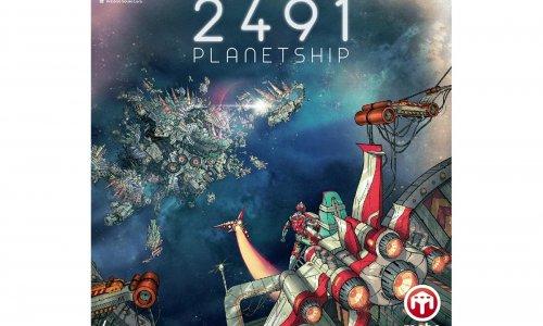 2491 PLANETSHIP // erscheint 2020
