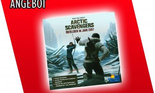 ANGEBOT // ARCTIC SCAVENGERS für 24,99 €