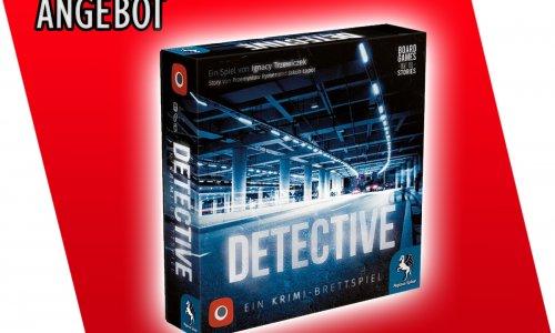 ANGEBOT // DETECTIVE günstig kaufen