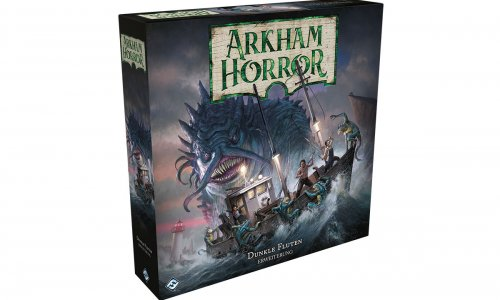 ARKHAM HORROR 3. Edition // Dunkle Fluten Erweiterung