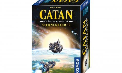 CATAN // Sternenfahrer Erweiterung angekündigt