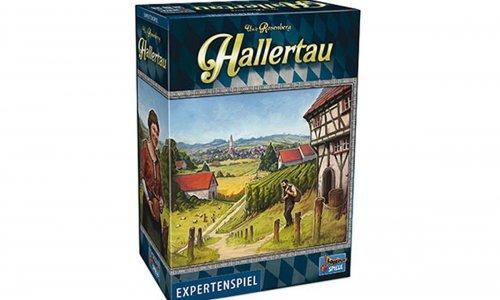 HALLERTAU – UWE ROSENBERG // Vorbestellung möglich