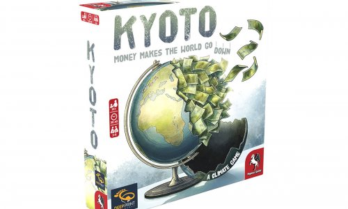 KYOTO // Brettspiel erscheint im Oktober 2020