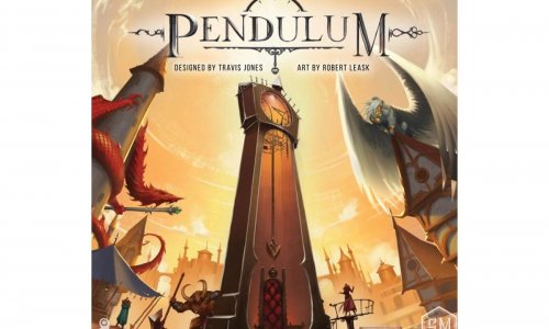PENDULUM // erscheint 2020 bei STONEMAIER GAMES