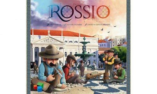 SPIELESCHMIEDE // ROSSIO gestartet