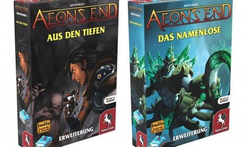 AEON'S END // ERWEITERUNGEN erscheinen bald