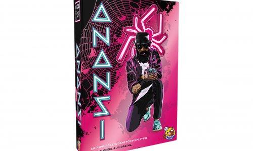 ANANSI // für Oktober 2020 angekündigt