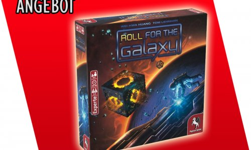 ANGEBOT // ROLL FOR THE GALAXY