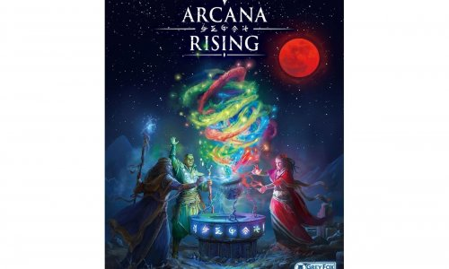KICKSTARTER // Arcana Rising gestartet