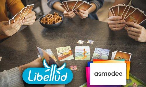 BRANCHE // Libellud von Asmodee gekauft