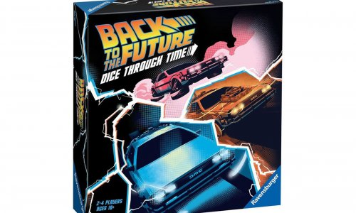 BACK TO THE FUTURE: DICE THROUGH TIME // Neuheit von Ravensburger