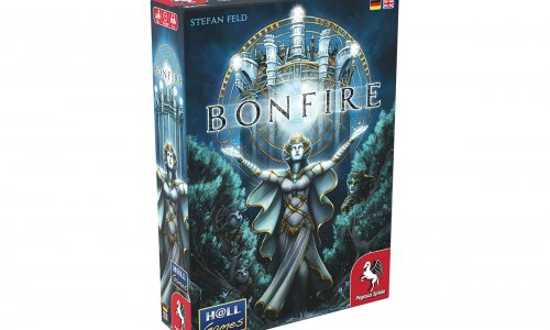 BONFIRE // von Stefan Feld jetzt verfügbar